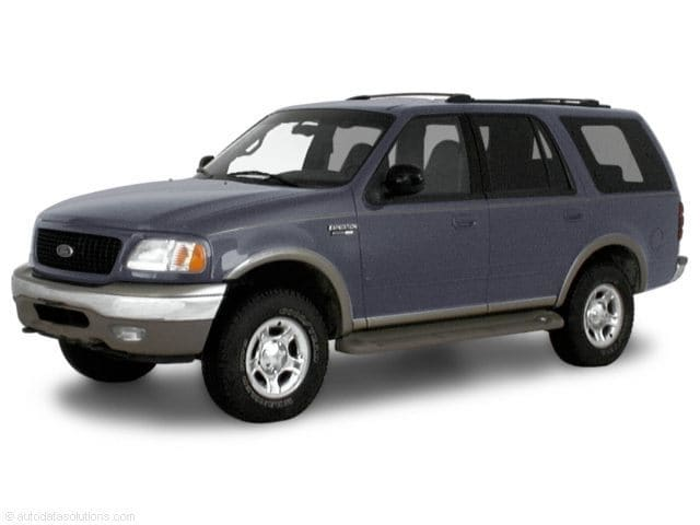 Photo Used 2000 Ford Expedition Eddie Bauer for sale in San Antonio, TX