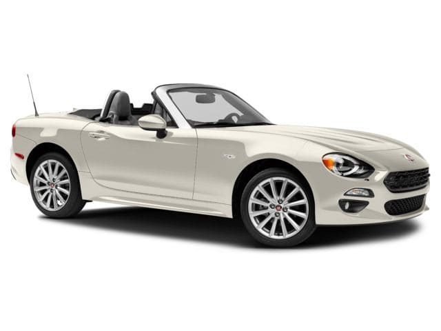 Photo Used 2018 FIAT 124 Spider Lusso Convertible For Sale in Seneca, SC