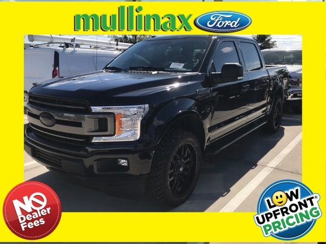 Photo Used 2018 Ford F-150 XLT Sport W Leather, Navigation, 22 Wheels Truck SuperCrew Cab V-8 cyl in Kissimmee, FL