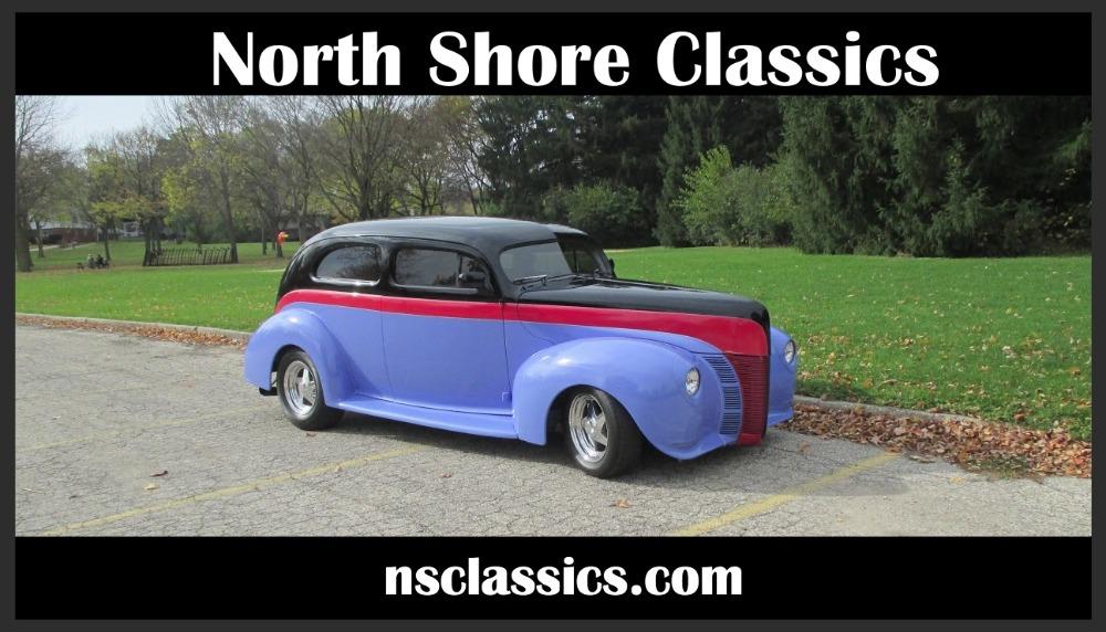 Photo 1940 Ford Hot Rod  Street Rod - RARE 409 V8 -CUSTOM STREET ROD-AWARD WINNER- NEW LOW PRICE- SEE VIDEO