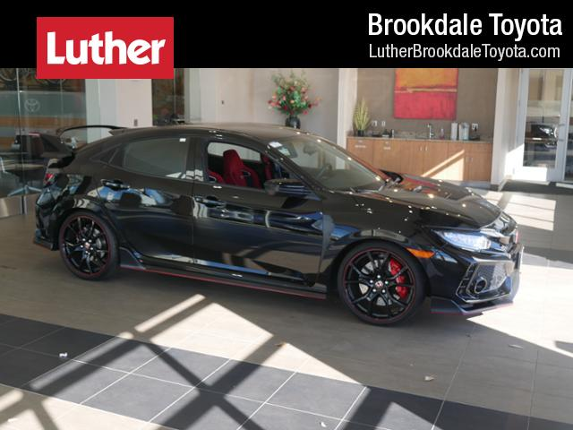 Photo 2017 Honda Civic Hatchback Type R Touring Manual