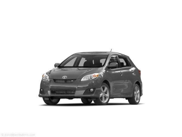 Photo 2009 Used Toyota Matrix XRS For Sale in Moline IL  Serving Quad Cities, Davenport, Rock Island or Bettendorf  S19229B