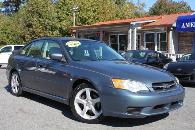 Photo 2006 Subaru Legacy Sedan 2.5i Ltd