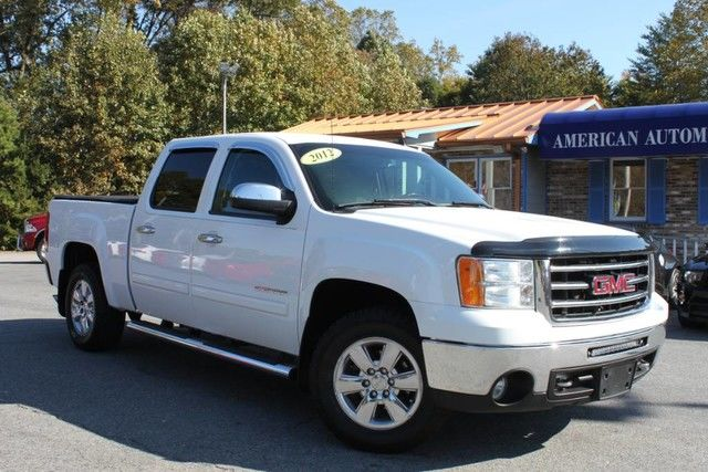 Photo 2012 GMC Sierra 1500 SLE
