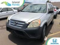 Used 2005 Honda CR-V LX in Kahului