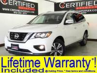 2018 Nissan Pathfinder SV 4WD REAR CAMERA REAR PARKING AID POWER SEAT REAR AIR CONDITIONING BLUETO
