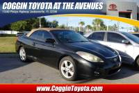 Pre-Owned 2008 Toyota Camry Solara SLE Convertible Front-wheel Drive in Jacksonville FL