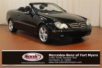 2009 Mercedes-Benz CLK-Class 3.5L 2dr Cabriolet in Fort Myers