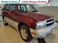 Used 2002 Chevrolet Tracker 4dr Hardtop 4WD LT in Ames, IA