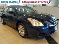 Used 2011 Nissan Altima 4dr Sdn I4 CVT 2.5 S in Ames, IA