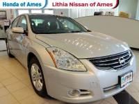 Used 2011 Nissan Altima 4dr Sdn I4 CVT 2.5 SL in Ames, IA