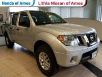 Used 2016 Nissan Frontier 4WD Crew Cab SWB Auto SV in Ames, IA