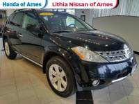Used 2007 Nissan Murano AWD 4dr SL in Ames, IA