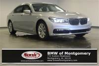 Certified Used 2016 BMW 740 Sedan in Montogomery, AL