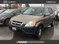 2003 Honda CR-V 4WD EX Automatic SUV in Bedford