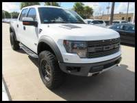 Used 2013 Ford F-150 4WD Supercrew 145 SVT Raptor in Houston, TX