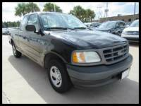 Used 2002 Ford F-150 Supercab 139 XL in Houston, TX