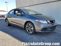 Certified 2014 Honda Civic EX in Reading, PA