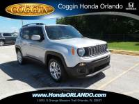Pre-Owned 2016 Jeep Renegade Latitude FWD SUV in St Augustine FL