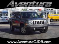 PRE-OWNED 2014 JEEP PATRIOT SPORT FRONT WHEEL DRIVE SUV