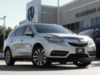 2014 Acura MDX MDX with Technology Package