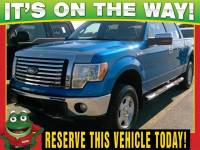 2010 Ford F-150 XLT - 4X4 - BLUETOOTH - RUNNING BOARDS Truck SuperCrew Cab