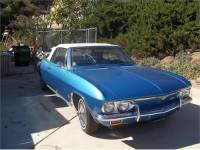 1966 CHEVROLET CORVAIR CO