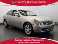 Pre-Owned 2003 INFINITI G35 Luxury Sedan in Jacksonville FL