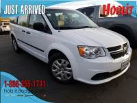 2016 Dodge Grand Caravan AVP w/ 3rd Row Seating