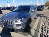 2014 Jeep Cherokee Limited 4x4 SUV