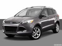 2013 Ford Escape Titanium SUV Front-wheel Drive