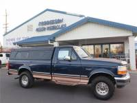 Used 1995 Ford F-150 REG CAB 4X For Sale Bend, OR