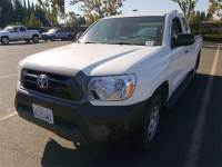 Used 2015 Toyota Tacoma 4x2 Truck Access Cab in Fairfield CA