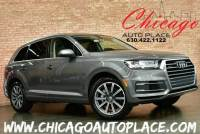 2017 Audi Q7 Prestige QUATTRO S-LINE - AWD NAVIGATION TOP VIEW CAMERAS BOSE AUDIO KEYLESS GO HEADS-UP DISPLAY POWER 3RD ROW PANO ROOF POWER LIFTGATE