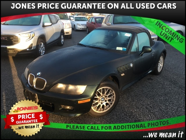 Photo Used 2001 BMW Z3 For Sale  Bel Air MD