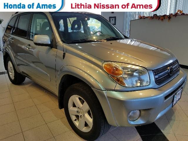 Photo Used 2004 Toyota RAV4 4dr Auto 4WD in Ames, IA