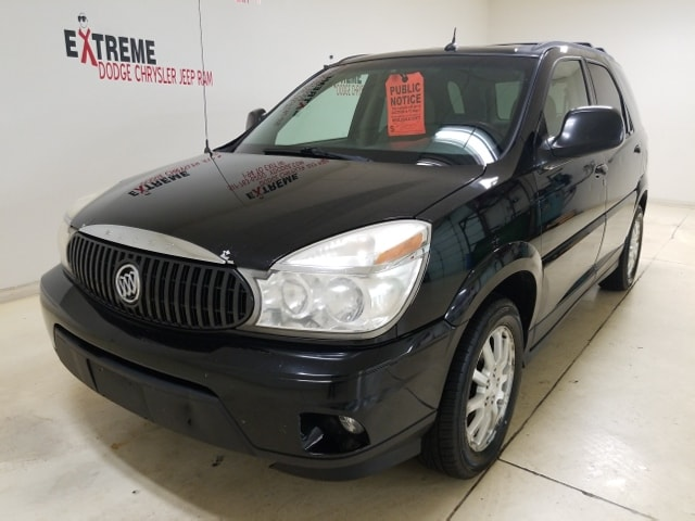 Photo 2007 Buick Rendezvous CX SUV Front-wheel Drive For Sale  Jackson, MI
