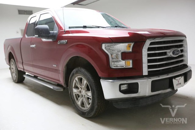 Photo Used 2015 Ford F-150 XLT Texas Edition Extended Cab 2WD in Vernon TX