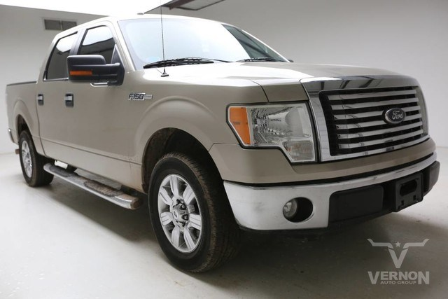 Photo Used 2010 Ford F-150 XLT Texas Edition Crew Cab 2WD in Vernon TX