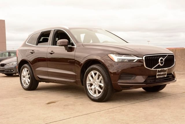 Photo Certified Pre-Owned 2018 Volvo XC60 T5 Momentum SUV For Sale San Antonio, Texas