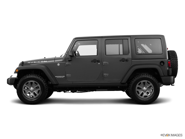 Photo 2016 Jeep Wrangler Unlimited Rubicon Hard Rock