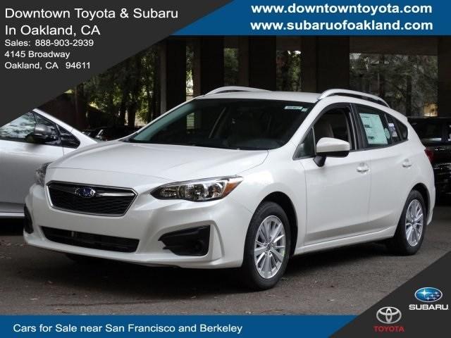 Photo 2018 Subaru Impreza 2.0i Premium 5-door All-wheel Drive serving Oakland, CA