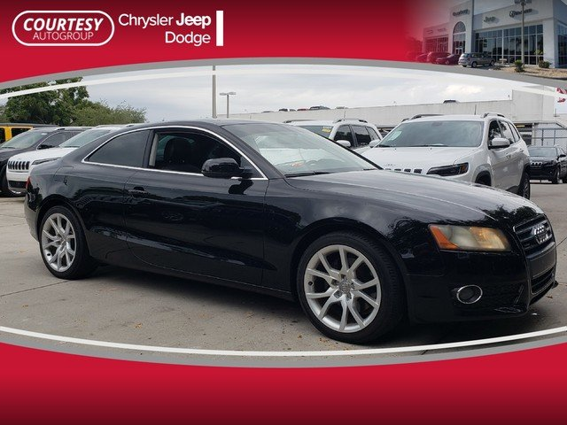 Photo Pre-Owned 2011 Audi A5 2.0T Premium Coupe in Jacksonville FL