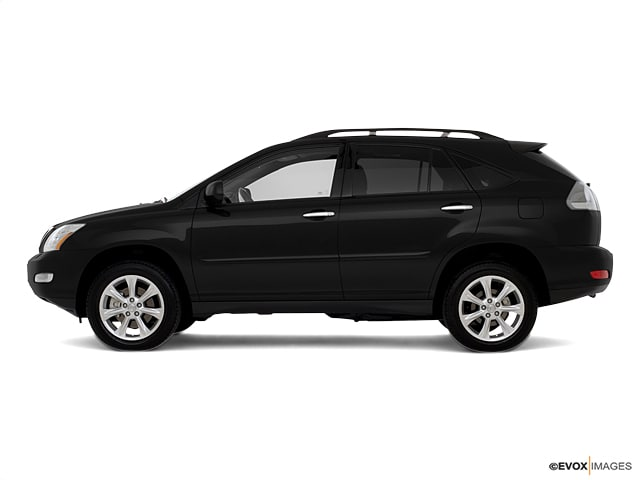 Photo Used 2008 LEXUS RX 350 Base for sale in Rockville, MD