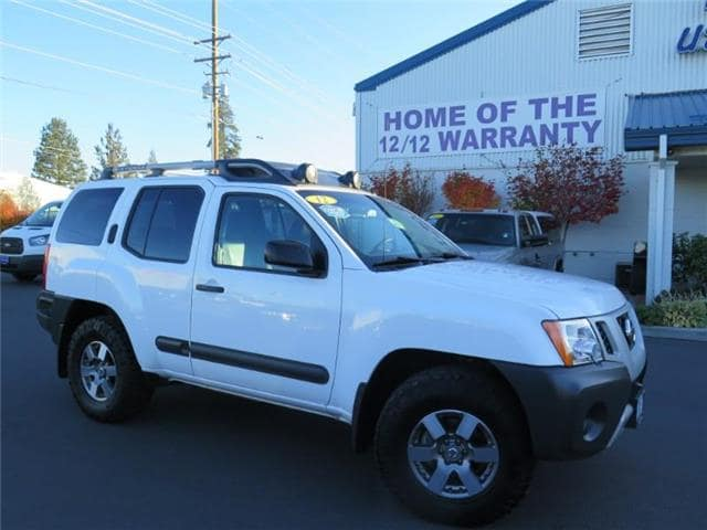 Photo Used 2012 Nissan Xterra PRO-4X 4x4 SUV For Sale Bend, OR