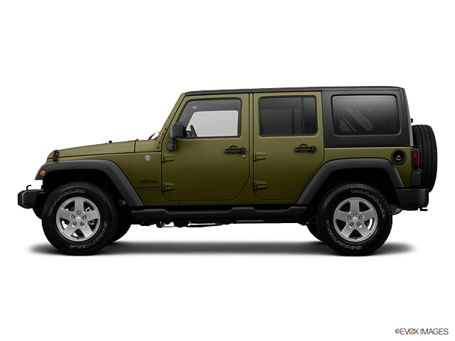 Photo Used 2013 Jeep Wrangler Unlimited Freedom Edition SUV For Sale in Valencia