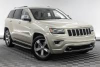 2014 Jeep Grand Cherokee Overland 4x2 SUV
