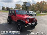 2005 Jeep Wrangler 2dr Sport