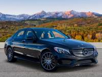 Certified Pre-Owned 2017 Mercedes-Benz C-Class AMG® C 43 Sedan AWD 4MATIC®