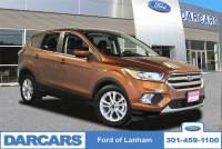 2017 Ford Escape SE ONLY 10K MILES SUV 4-Cyl Engine
